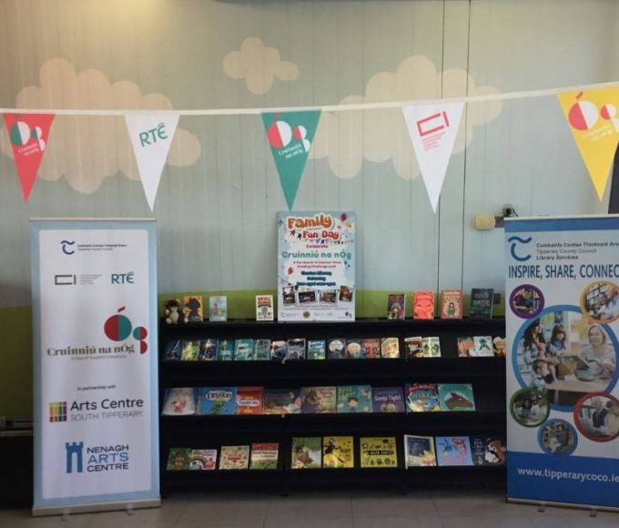 The Countdown Is On To Thurles Library Funday!