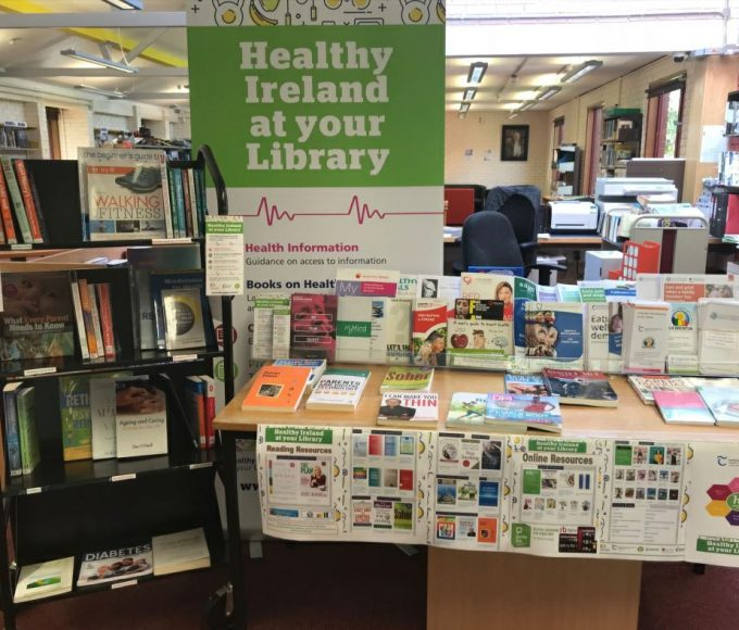Healthy Ireland In Carrick Library