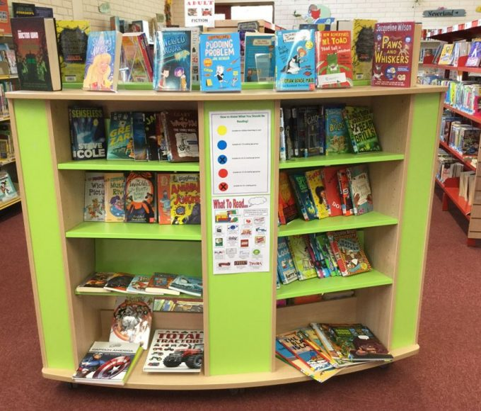 Carrick Library's Revamped Children's Section!