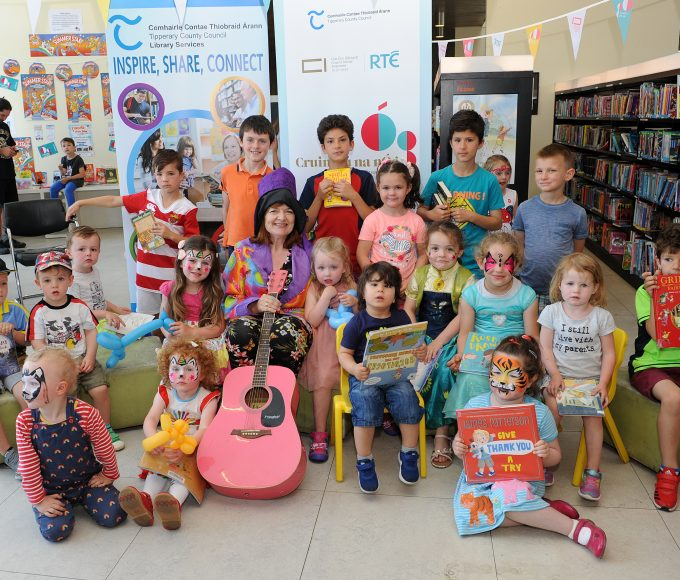 Be A Summer Star With Tipperary Library Service