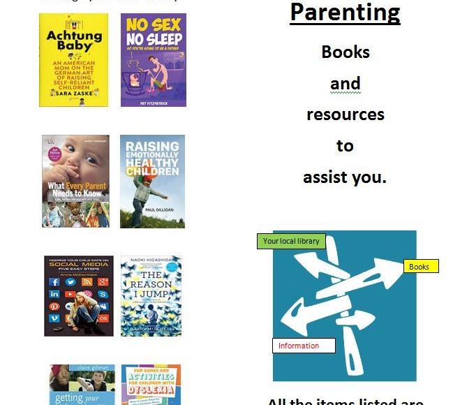Parenting Booklist