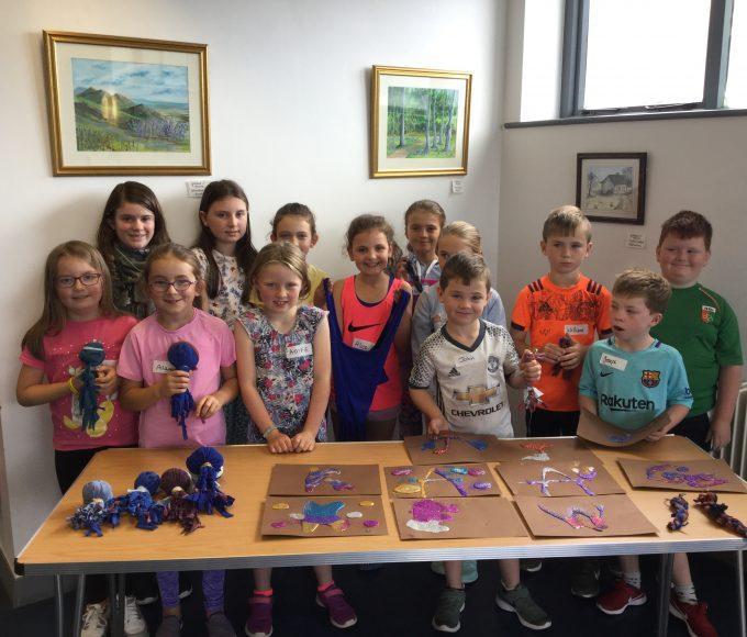 Cashel Kids Craft Club