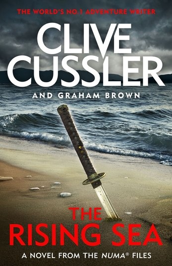 The Rising Sea by Graham Brown  and  Clive Cussler