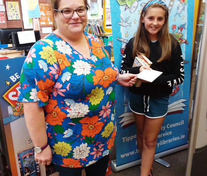 Summer Reading Adventure Spot Price Winner