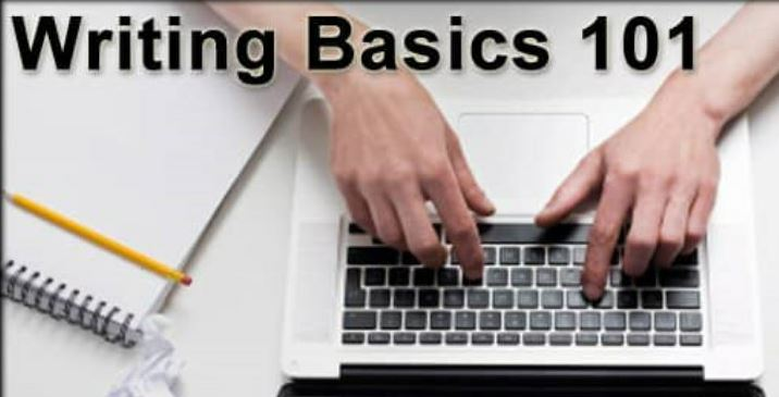 Writing Basics 101