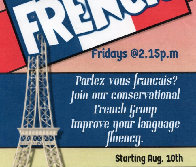 French Conversation Group In Cashel Library