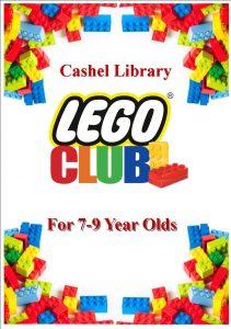 Lego Club 7-9