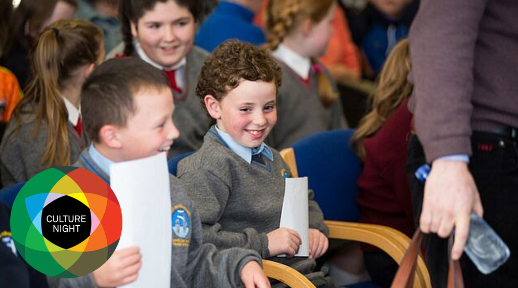 Poetry Hour: Recitation For Young Students In Cashel Library