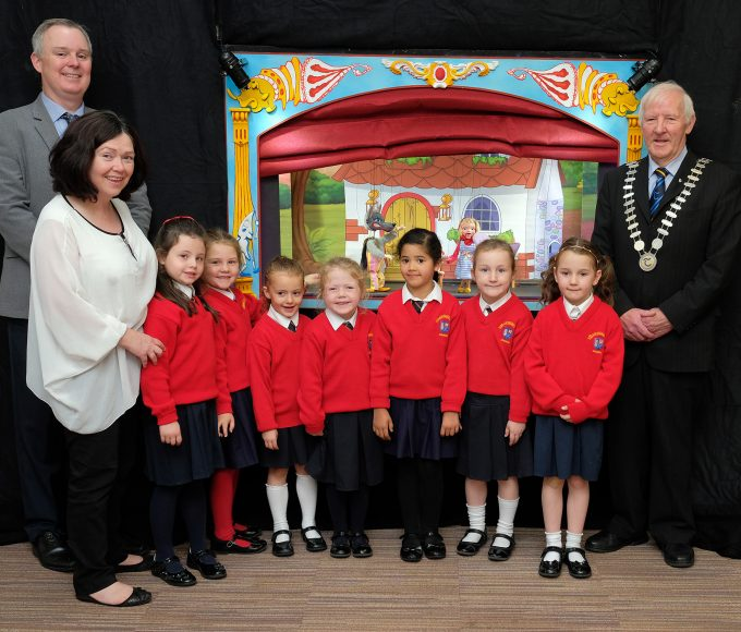 Children's Book Festival Launched In Nenagh Library