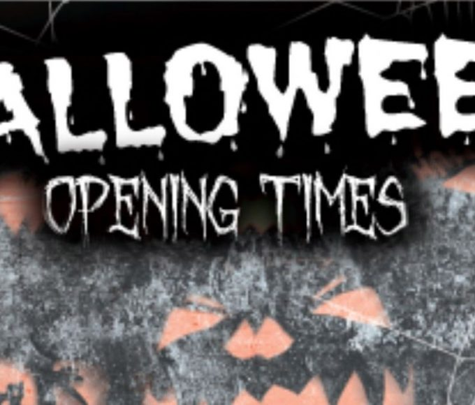 Halloween Opening Hours For Roscrea Library