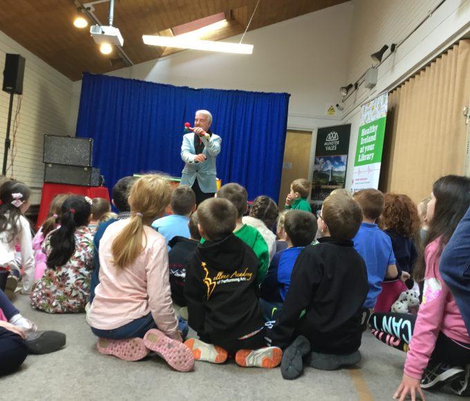 Summer Stars Reading Adventure Presentation At Clonmel Library