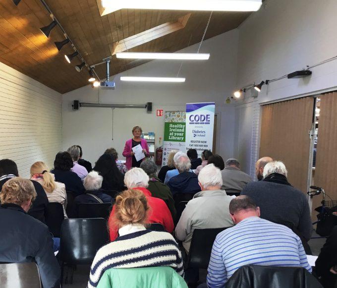 Diabetes Talk At Clonmel Library