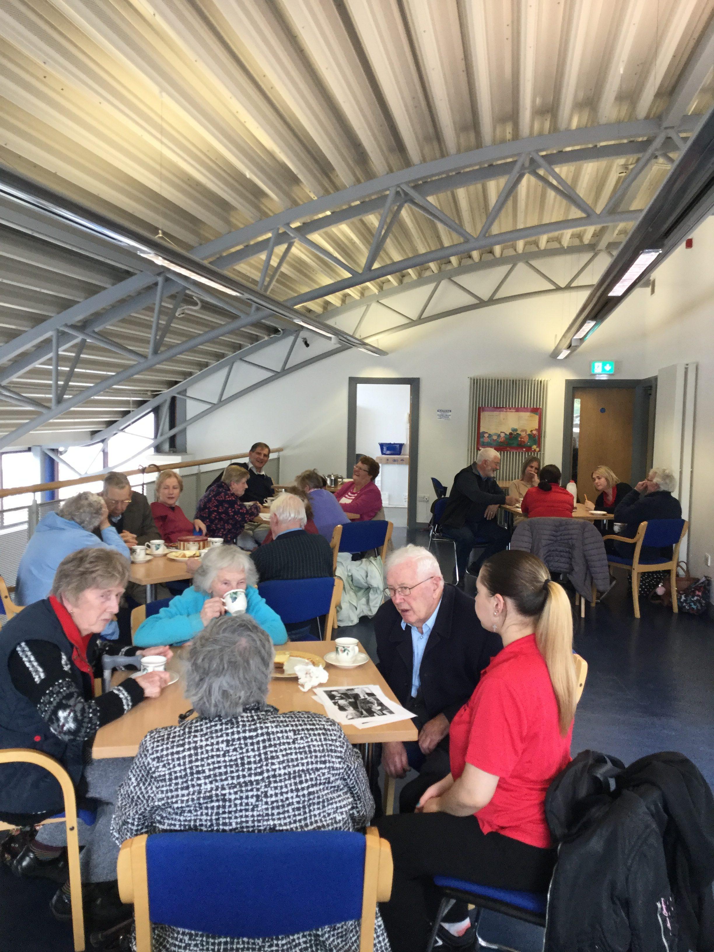 Cashel: Positive Ageing Week