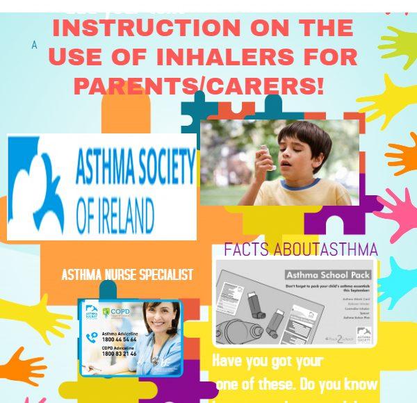 Tipperary Town: Asthma Awareness Talk