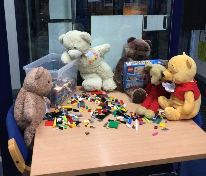 Cashel Library's Teddy Bear Sleepover