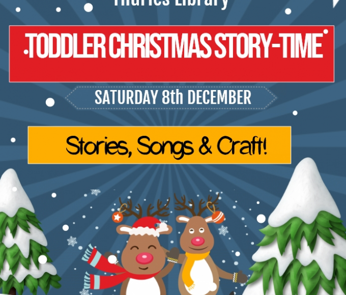 Toddler Christmas Story-time In Thurles Library