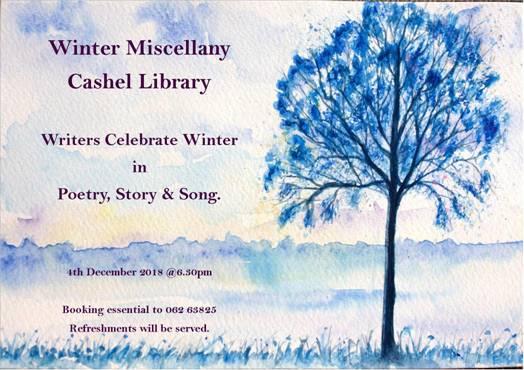 Cashel: Winter Miscellany