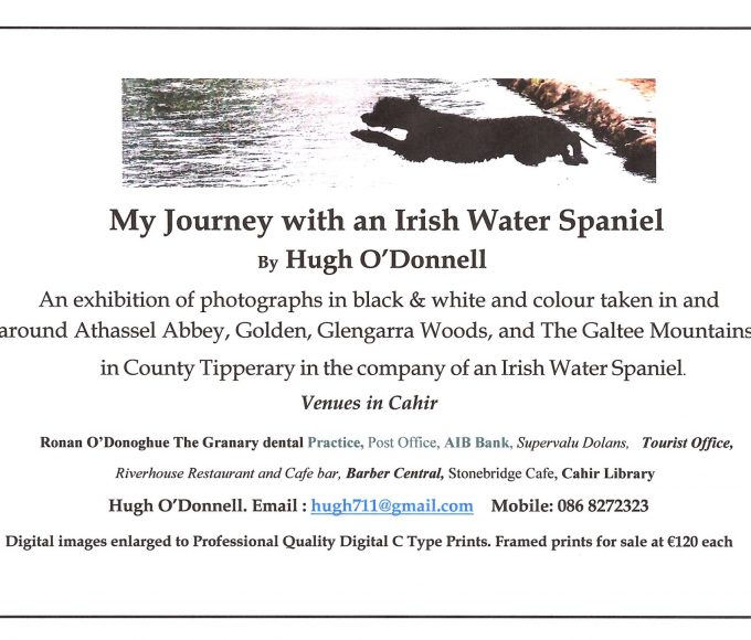 Cahir Library Hosts Photography Exhibition