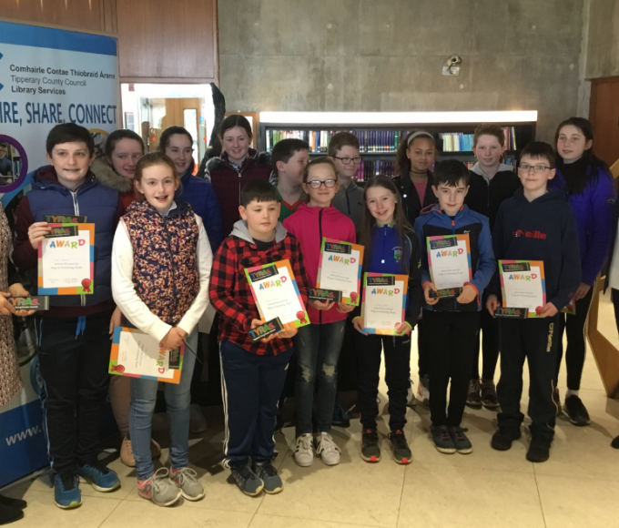 TYRAs Awards Day At Thurles Library