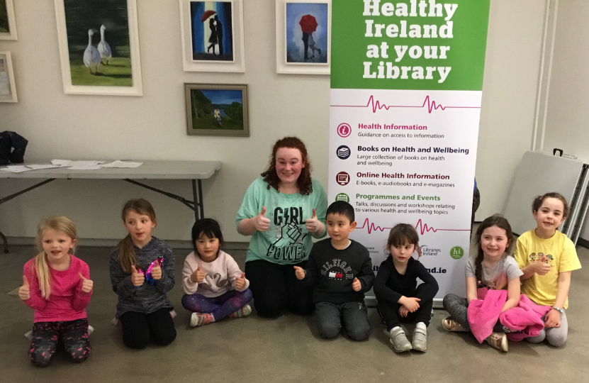Healthy Ireland At Your Library Events In Thurles Library