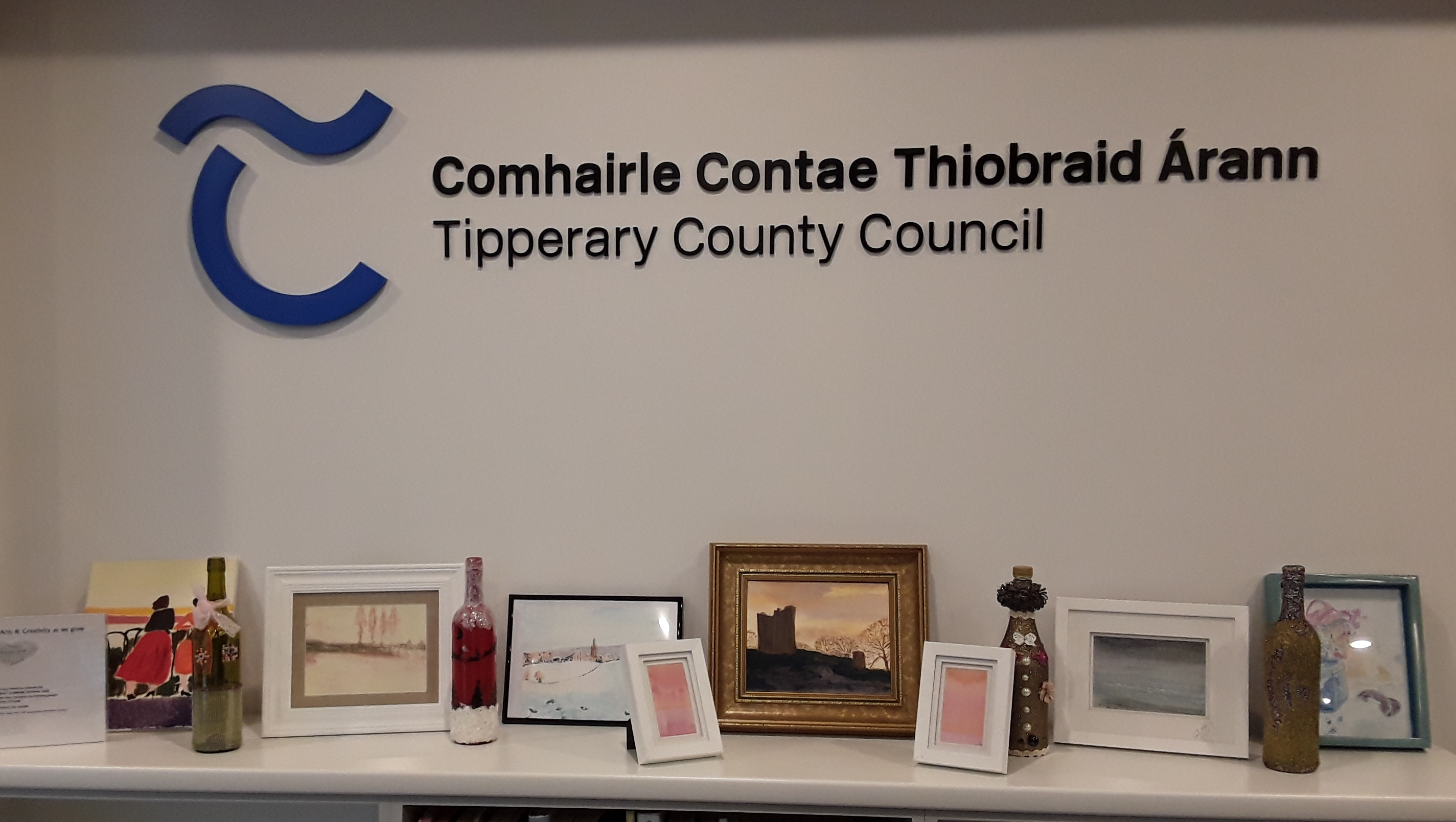 Circle Of Friends Exhibition In Tipperary Library