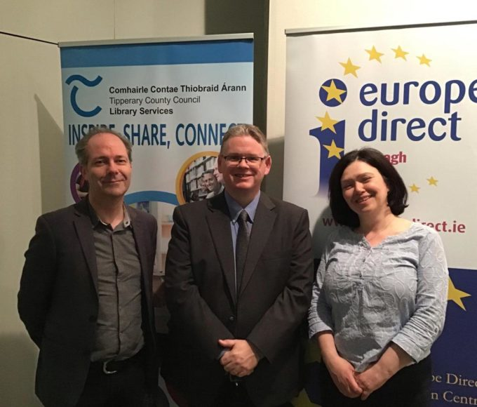 'Brexit: An Analysis Of A National Meltdown' : Professor Brian Lucey's Talk For Nenagh EDIC