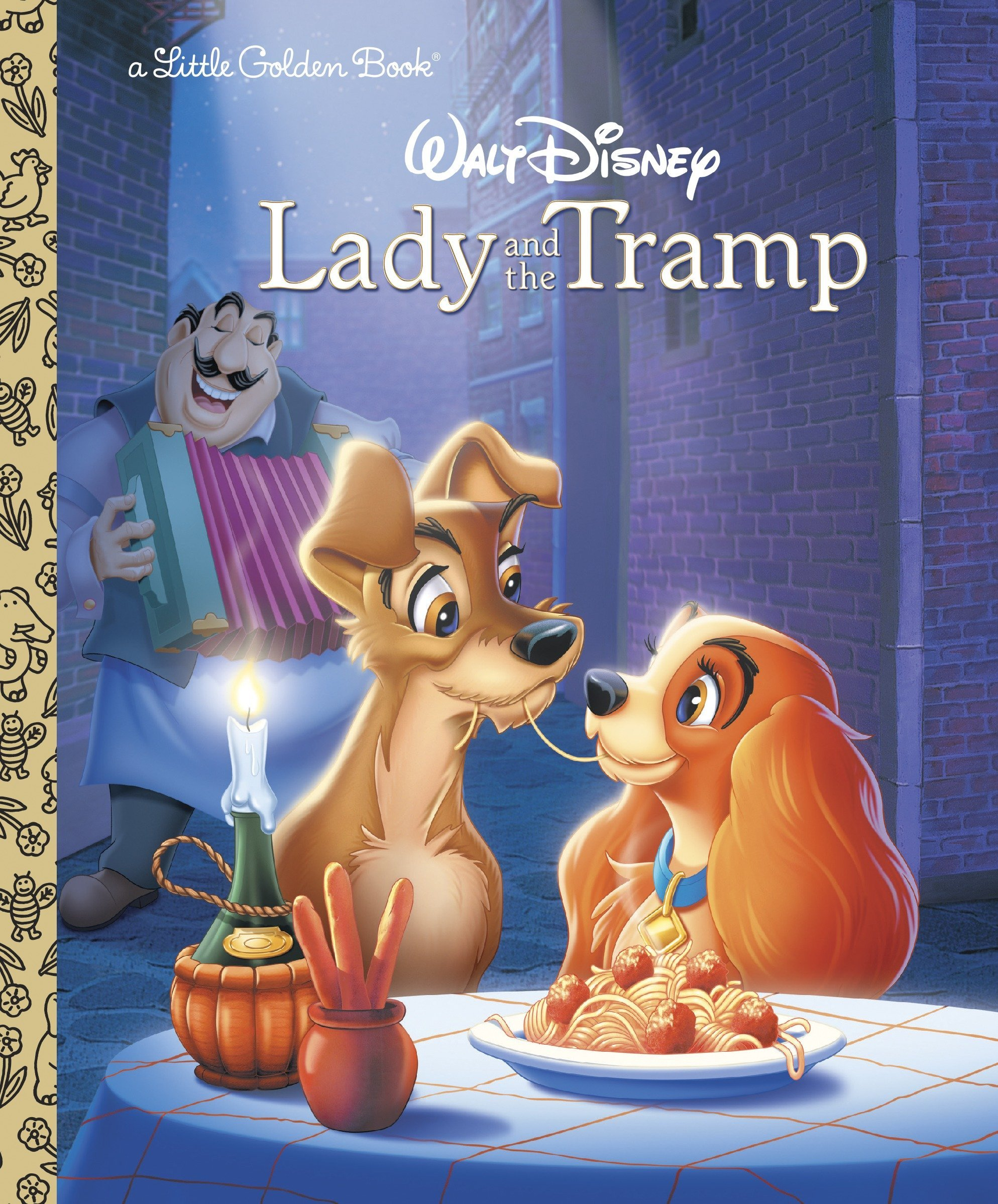 """Lady and the Tramp"""