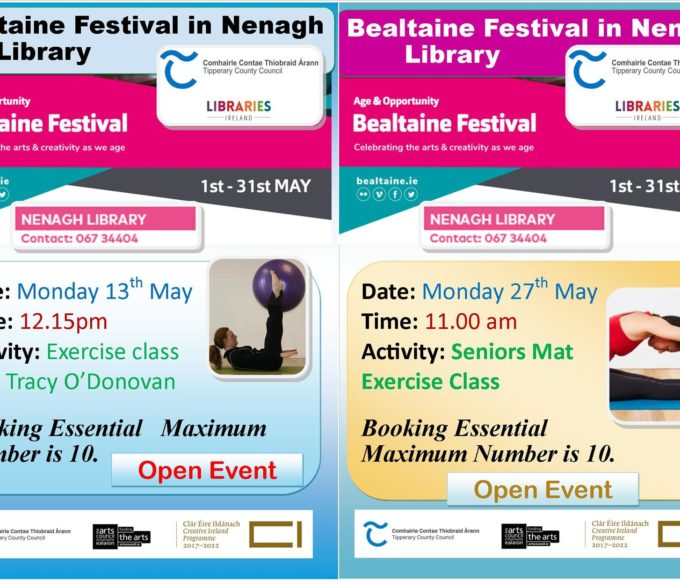 Bealtaine 2019 In Nenagh Library