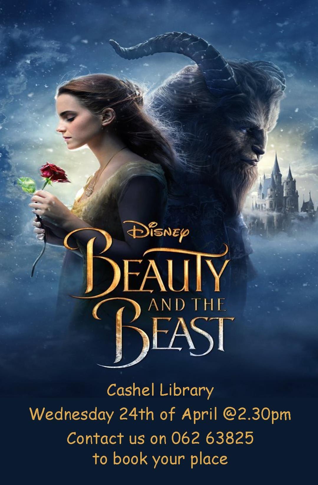Cashel: Beauty And The Beast Film