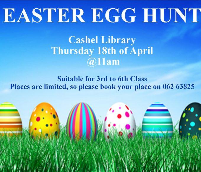 Cashel Library Easter Egg Hunt