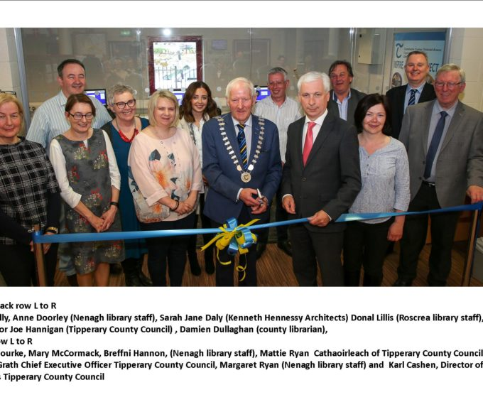 A New Digital Hub For Nenagh Library