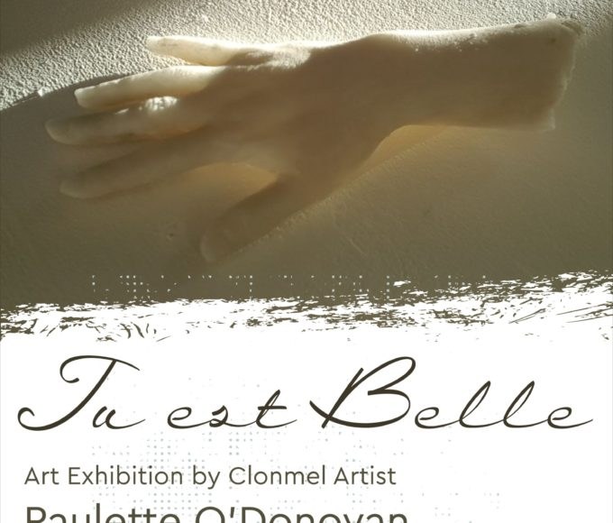 Paulette O'Donovan Art Exhibition At Clonmel Library