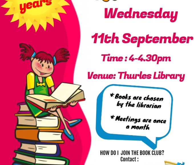 Thurles Juvenile Book Clubs
