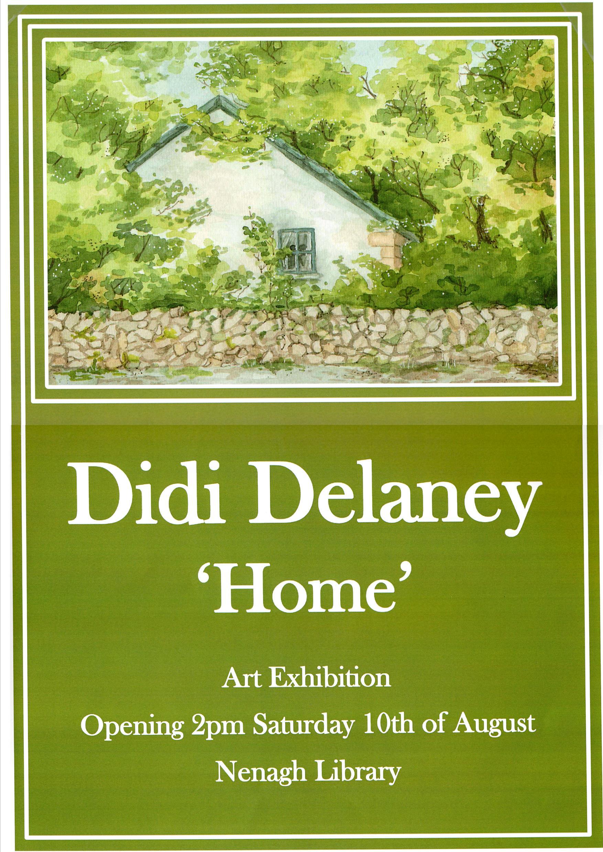 Didi Delaney Home
