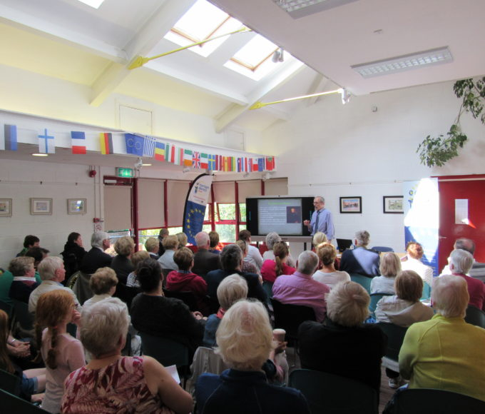 Launch Of 'The Workhouses Of County Tipperary' In Nenagh Library As Part Of Heritage Week 2019