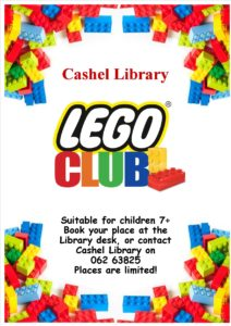 generic lego club group poster