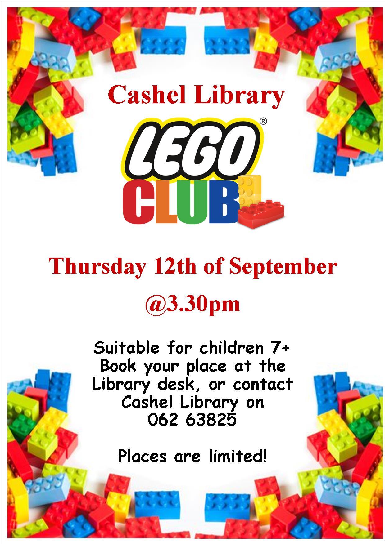 lego club 1 poster
