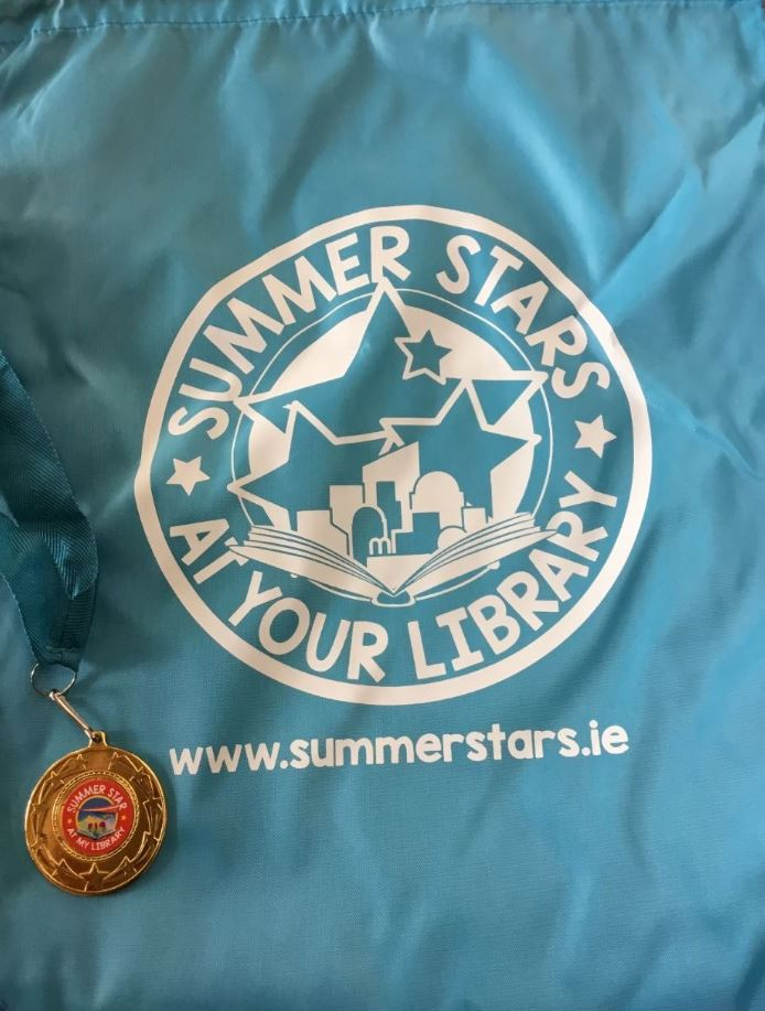 Thurles Library's Summer Stars Presentation, Tomorrow At 2.30!