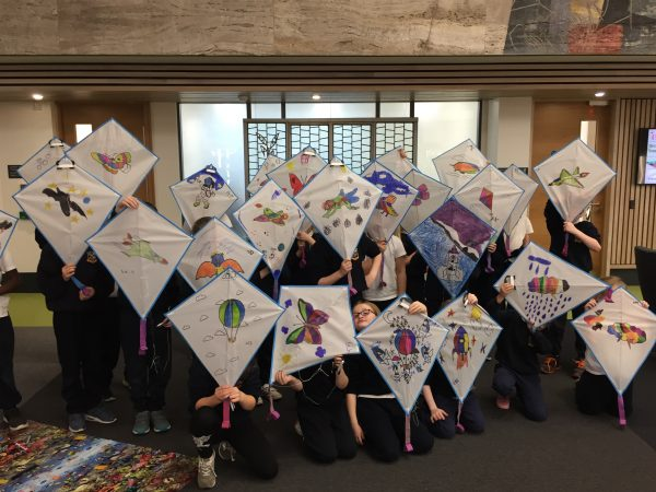"""""""Up, Up And Away!"""", A Kite Flying Workshop, Thurles Library, Fri 15 Nov., 3.15pm"""
