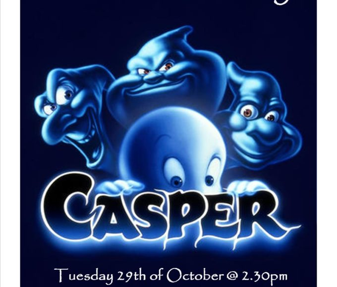 "Halloween Film ""Casper"" In Cashel Library"
