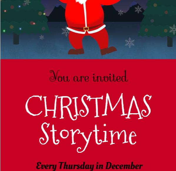 Clonmel Library: Christmas Storytime