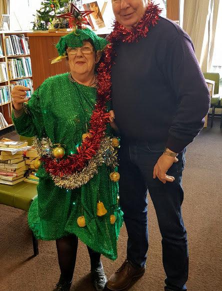 Christmas At Cahir Library
