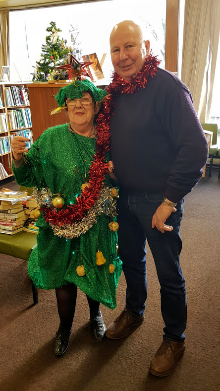 Christmas at Cahir Library