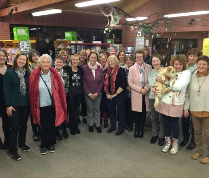 Clonmel Library: Book Club Christmas Party With Anne Griffin