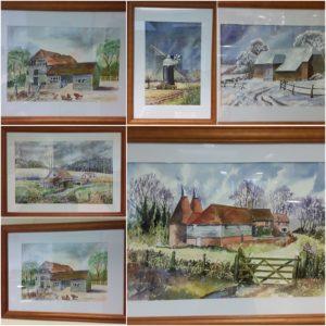Noel Morrissey – Watercolors