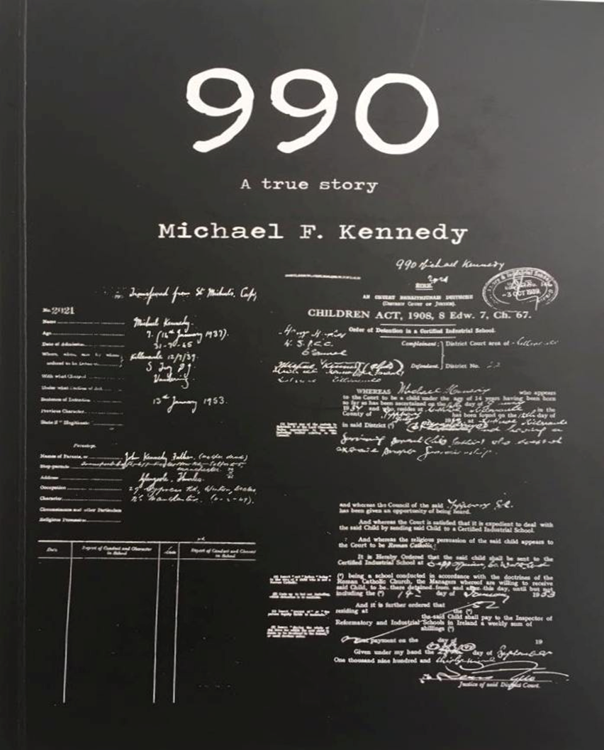 Cashel: Michael F Kennedy Will Read From His Book 990: A True Story