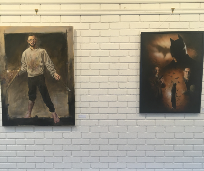 Clonmel Library: Conor Hogan Exhibition