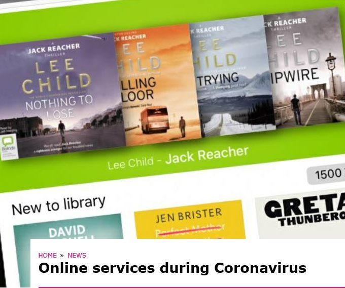 Online Services During Coronavirus