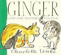 GINGER AND THE MYSTERY VISITOR (Copy)