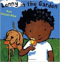lenny in the garden (Copy)